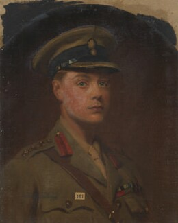 Prince Edward, Duke of Windsor (King Edward VIII) as Prince of Wales, by Frank Salisbury - NPG 7006