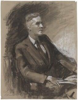 Arthur Henry Mee, by Frank Salisbury - NPG D46407