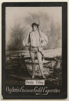 Vesta Tilley, published by Ogden's - NPG x193169