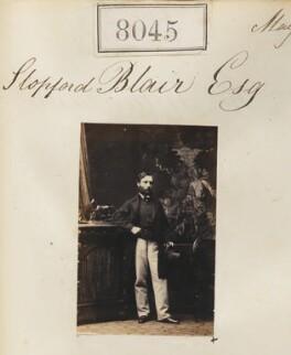 Possibly Edward James Stopford-Blair, by Camille Silvy - NPG Ax57881