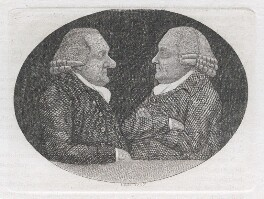 James Gillespie; John Gillespie, by John Kay - NPG D43275