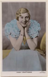 Dame (Esmerelda) Cicely Courtneidge, by Janet Jevons - NPG x198098