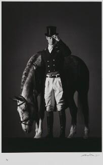 William Fox-Pitt, by Mark Harvey - NPG x199027