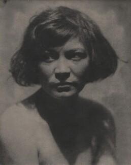 Betty May, by Angus Basil - NPG x199070