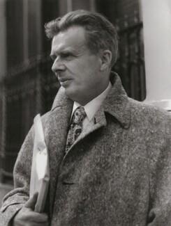 Aldous Huxley, by Fred Stein - NPG x199080