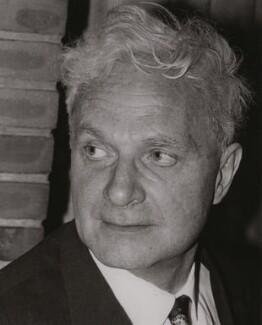 Stephen Spender, by Fred Stein - NPG x199082