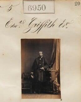 Edward George Griffith, by Camille Silvy - NPG Ax56869