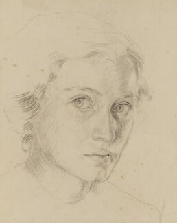Lady Edna Clarke Hall, by Lady Edna Clarke Hall - NPG 6992