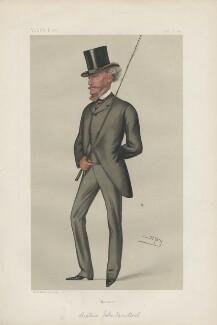 John Bastard ('Men of the Day. No. 233.'), by Sir Leslie Ward - NPG D43987