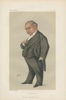 Jean Baptiste Léon Say ('Statesmen. No. 347.'), by Carlo Pellegrini - NPG D43989