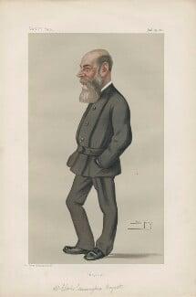 Charles Cunningham Boycott (né Boycatt) ('Men of the Day. No. 238.'), by Sir Leslie Ward - NPG D43997
