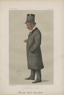 Charles George Gordon ('Men of the Day. No. 241.'), by Carlo Pellegrini - NPG D44000
