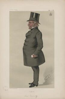 Robert Alexander Shafto Adair, Baron Waveney ('Statesmen. No. 355.'), by Sir Leslie Ward - NPG D44006