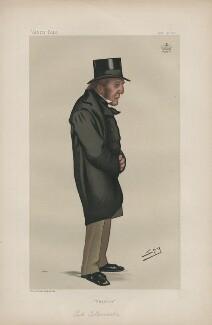 John Tollemache, 1st Baron Tollemache ('Statesmen. No. 359.'), by Sir Leslie Ward - NPG D44010