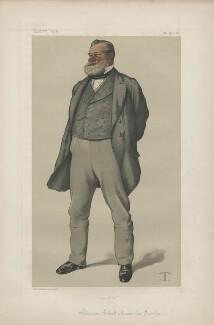 Sir Robert Fowler, 1st Bt ('Statesmen. No. 247.'), by Théobald Chartran ('T') - NPG D44018