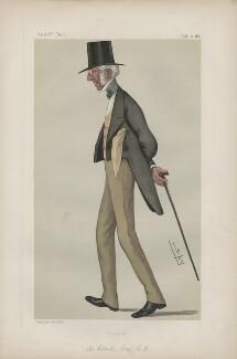 Sir Charles Cox ('Men of the Day,. No. 247.'), by Sir Leslie Ward - NPG D44019