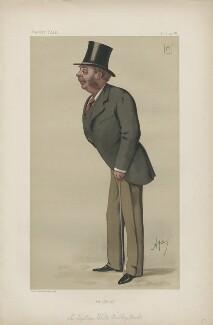 Matthew White Ridley, 1st Viscount Ridley ('Statesmen. No. 365.'), by Carlo Pellegrini - NPG D44023