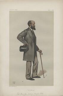 Lord Henry John Douglas-Scott-Montagu, 1st Baron Montagu of Beaulieu ('Statesmen. No. 373.'), by Théobald Chartran ('T') - NPG D44032