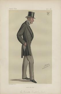 Rainald Knightley, 1st Baron Knightley ('Statesmen. No. 379.'), by Sir Leslie Ward - NPG D44038