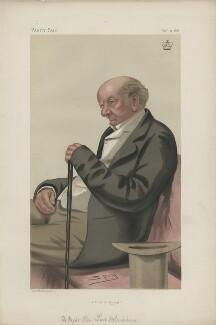 Colin Blackburn, Baron Blackburn of Killearn ('Statesmen. No. 381.'), by Sir Leslie Ward - NPG D44040