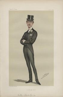 Charles Robert Spencer, 6th Earl Spencer ('Statesmen. No. 384.'), by Sir Leslie Ward - NPG D44045