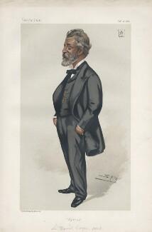 Sir Daniel Cooper 1st Bt ('Men of the Day. No. 253.'), by Sir Leslie Ward - NPG D44051