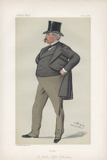 Arthur Loftus Tottenham ('Statesmen. No. 397.'), by Sir Leslie Ward - NPG D44062