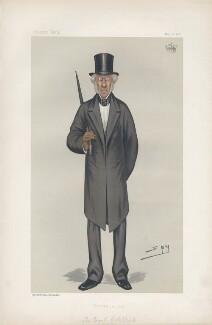 Dunbar James Douglas, 6th Earl of Selkirk ('Statesmen. No. 401.'), by Sir Leslie Ward - NPG D44067