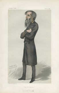 William Booth ('Men of the Day. No. 267.'), by Sir Leslie Ward - NPG D44095