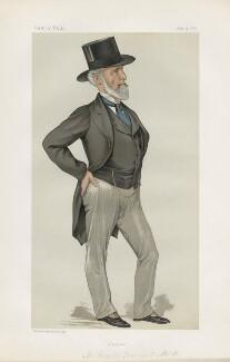Sir Charles Clow Tennant, 1st Bt ('Statesmen. No. 423.'), by (Pierre) François Verheyden - NPG D44124