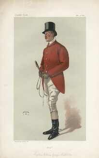 William George Middleton ('Men of the Day. No. 287.'), by Théobald Chartran ('T') - NPG D44127
