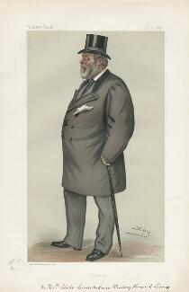 Hon Charles Spencer Bateman-Hanbury-Kincaid-Lennox (né Kincaid-Lennox) ('Men of the Day. No. 288.'), by Sir Leslie Ward - NPG D44128