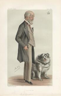 Alan Legge Gardner, 3rd Baron Gardner ('Statesmen. No. 427.'), by Sir Leslie Ward - NPG D44130