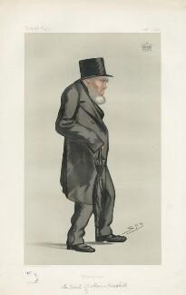 Stephen Moore, 3rd Earl Mountcashell ('Statesmen. No. 431.'), by Sir Leslie Ward - NPG D44137