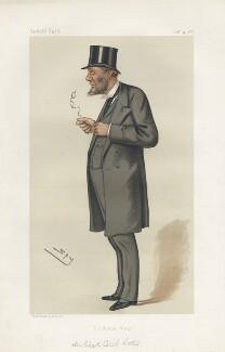 Charles Cecil Cotes ('Statesmen. No. 435.'), by Sir Leslie Ward - NPG D44142
