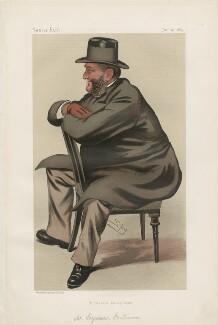 Seymour Berkeley Portman-Dalton (né Portman) ('Men of the Day. No. 296.'), by Sir Leslie Ward - NPG D44157