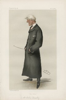 Arthur Coventry ('Men of the Day. No. 300.'), by Sir Leslie Ward - NPG D44162