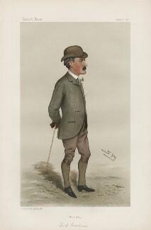 Shipley Gordon Stuart Erskine, 14th Earl of Buchan ('Men of the Day. No. 301.'), by Sir Leslie Ward - NPG D44164