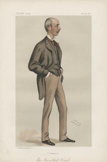Henry Robert Brand, 2nd Viscount Hampden ('Statesmen. No. 441.'), by Sir Leslie Ward - NPG D44165