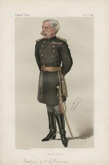 Sir George Wentworth Alexander Higginson ('Men of the Day. No. 302.'), by Sir Leslie Ward - NPG D44169