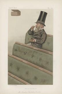 Charles Nicholas Warton ('Statesmen. No. 444.'), by Carlo Pellegrini - NPG D44173