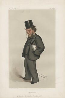 William Cornwallis Cartwright ('Statesmen. No. 449.'), by Sir Leslie Ward - NPG D44183