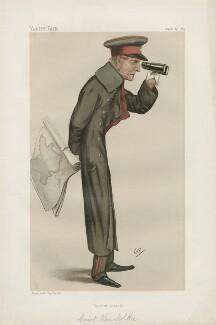 Helmuth Karl Bernhard von Moltke, Count von Moltke ('Men of the Day. No. 310.'), by F. Goedecker - NPG D44188