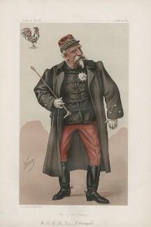 Henri Eugène Philippe Louis d'Orléans, duc d'Aumale ('Princes. No. 9.'), by Constantine von Grimm ('Nemo') - NPG D44193