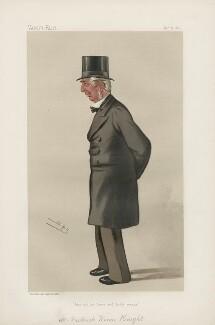 Frederick Winn Knight ('Statesmen. No. 454.'), by Sir Leslie Ward - NPG D44199