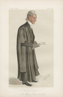 Sir William Rose, 2nd Bt ('Men of the Day. No. 326.'), by Sir Leslie Ward - NPG D44213