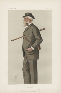 Edward Brydges-Willyams ('Statesmen. No. 462.'), by Sir Leslie Ward - NPG D44222