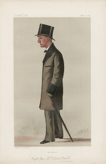 William Edward Baxter ('Statesmen. No. 462.'), by Sir Leslie Ward - NPG D44223