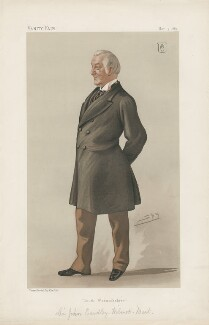 Sir John Eardley Eardley-Wilmot, 2nd Bt ('Statemen. No. 463.'), by Sir Leslie Ward - NPG D44225