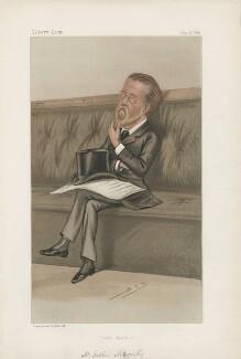 Justin McCarthy ('Statesmen. No. 465.'), by Sir Leslie Ward - NPG D44227